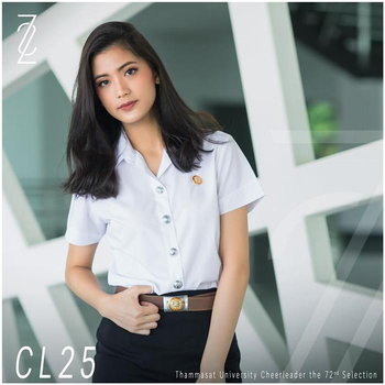 CL25 อีฟ ชนิภรณ์ ทรัพย์มี คณะวารสารศาสตร์และสื่อสารมวลชน ชั้นปีที่ 2