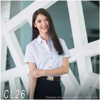 CL26 มินนี่ จิรัจฌา ลูกอินทร์ วิทยาลัยนวัตกรรม ชั้นปีที่ 1