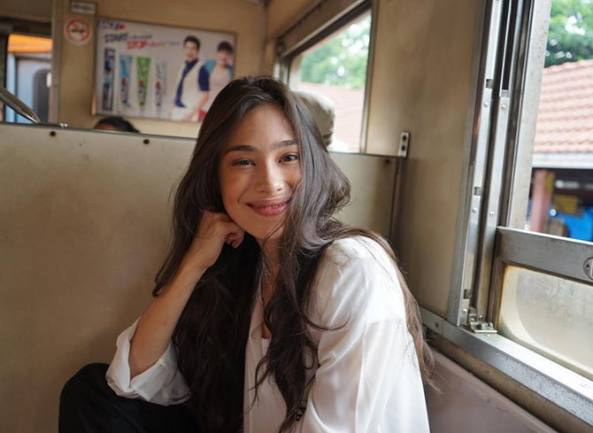 บรูน่า ซิลวา สาวบราซิลรักไทย