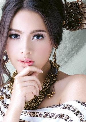สาวนอร์เวย์หัวใจไทย !! ญาญ่า อุรัสยา