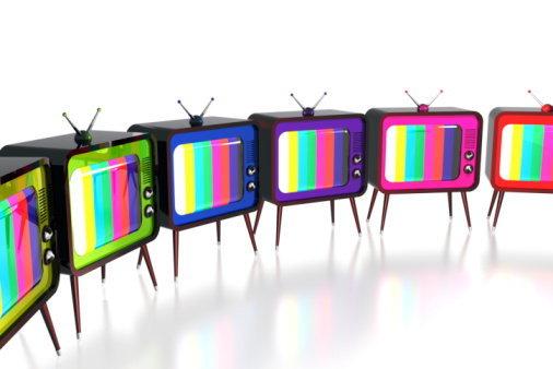 แถบสี 7 สีในโทรทัศน์มีไว้ทำไม