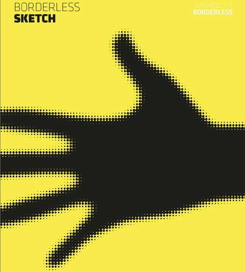 """กิจกรรม Borderless Sketch ในงานสถาปนิก """"56"""