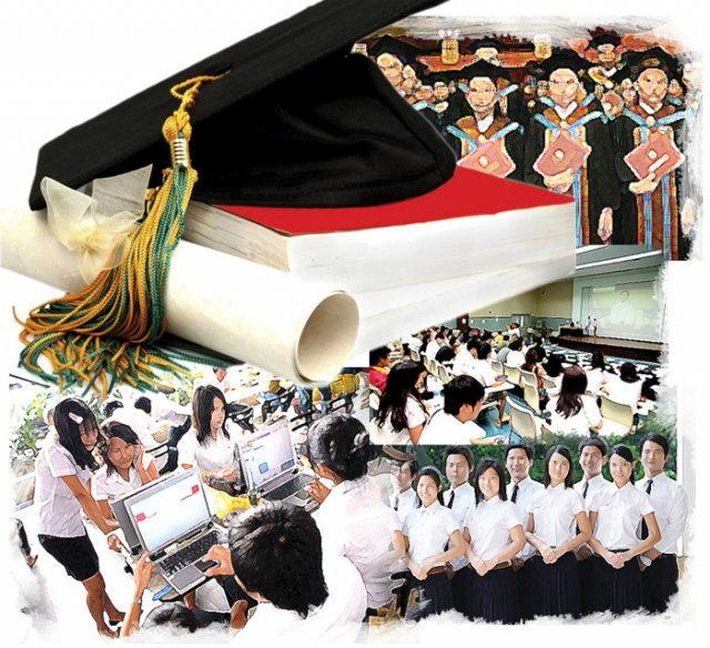 การศึกษาไทย : สิ่งที่เห็นและเป็นอยู่