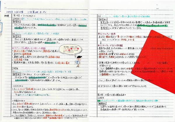 เทคนิคจดโน้ตขั้นเทพ ให้เรียนเก่ง… จากมหาวิทยาลัยอันดับหนึ่งของญี่ปุ่น!!