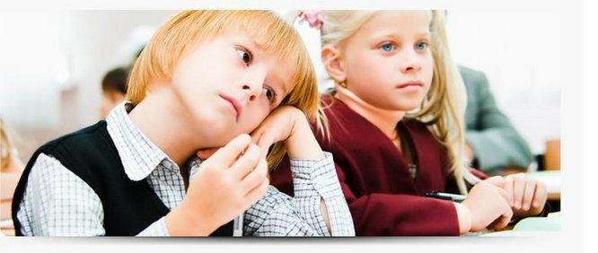 4 สาเหตุที่เด็กๆ เบื่อโรงเรียน