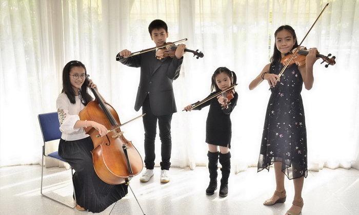 """คอนเสิร์ต """"Violin & Ensemble ครั้งที่ 4""""  พัฒนาศักยภาพเด็กไทย เสริมความยิ่งใหญ่วงการเพลงสากล"""