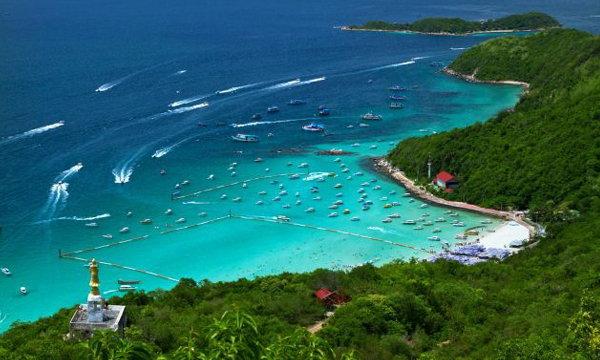 เกาะน่าเที่ยวฉบับนักศึกษา งบไม่เกิน 2 พันบาท