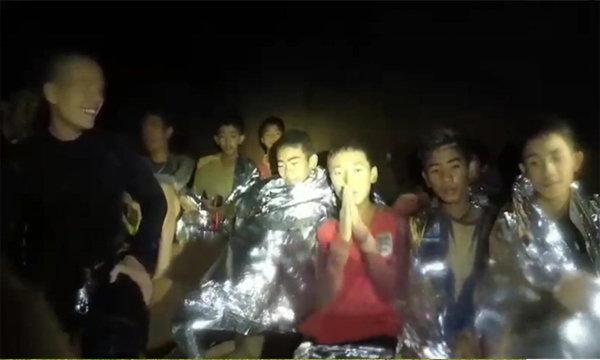 เผยตัวตน 13 ชีวิตติดถ้ำหลวง สมาชิกทีมหมูป่าอะคาเดมี่