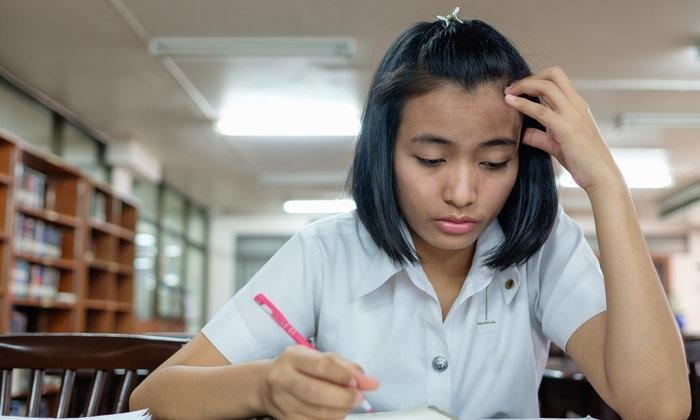 5 เรื่องหนักใจของตัวเองที่เด็กไทยบางคนต้องเจอ