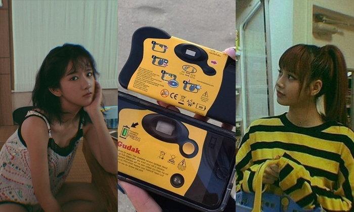 """5 """"แอปกล้องฟิล์ม"""" ที่ดาราเซเลบชอบใช้ ไม่มีไม่ได้นะจ๊ะพูดเลย"""