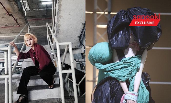"""""""ม๊าเดี่ยว-อภิเชษฐ์"""" กับ """"ลำดวน"""" งานออกแบบเสื้อผ้า ที่เล่าเรื่องผู้หญิง จนถึงความตาย"""