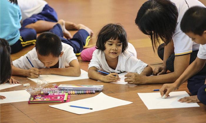ชวนสร้างจุดเปลี่ยน มอบชีวิตในสถานสงเคราะห์ผ่านโครงการศิลปะเพื่อเด็กและเยาวชน