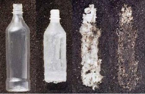 ขวดพลาสติกเป็นมิตรกับสิ่งแวดล้อมมาแล้ว!