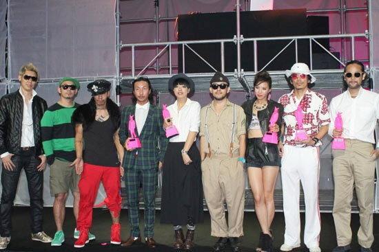 Cheeze Awards ครั้งที่ 2 งานสุดชิค ของเหล่าวัยรุ่น