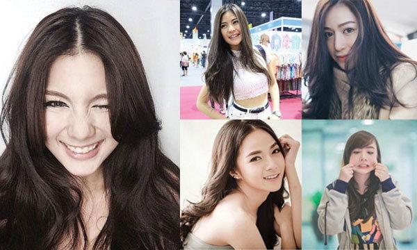 5 สาวที่แจ้งเกิดจากการเป็นเน็ตไอดอล