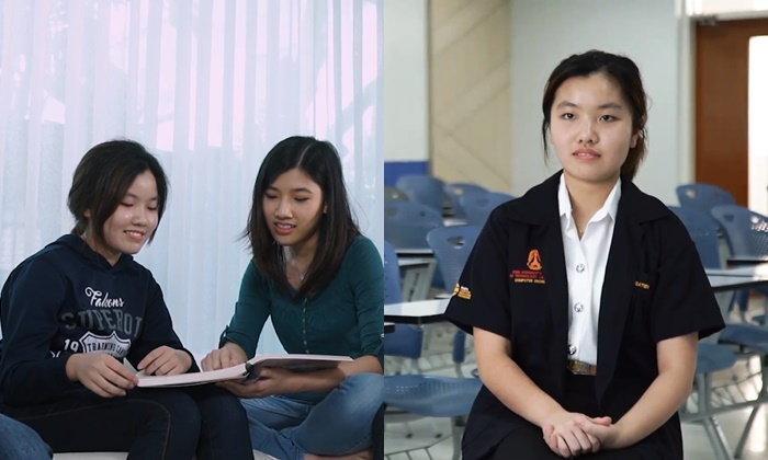 """""""อิ๊ง ภัสสรา"""" เด็กเก่งของไทย ข้ามชั้นจบ ป.6 แล้วสอบเทียบต่อมหาวิทยาลัย"""
