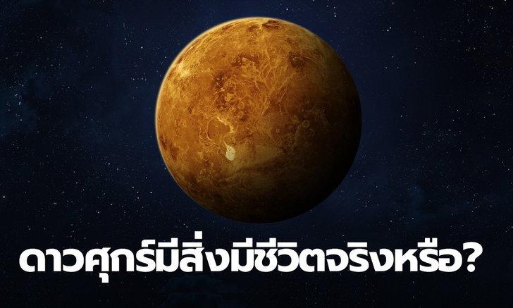 """""""ฟอสฟีน"""" คืออะไร พบฟอสฟีนบนดาวศุกร์ สามารถบอกว่ามีสิ่งมีชีวิตได้หรือไม่?"""