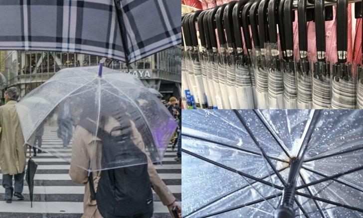"""จุดกำเนิด """"ร่มพลาสติกใส"""" ร่มกันฝนที่กลายเป็นเอกลักษณ์ของญี่ปุ่น"""