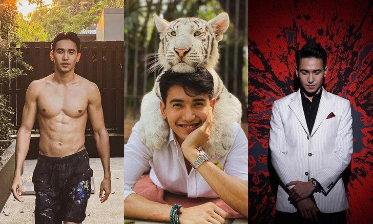 """ประวัติ """"ก๊อต จิรายุ"""" หนุ่มไทยเชื้อสายปาทานสุดเข้ม สายบู๊ จากมหาวิทยาลัยรังสิต"""