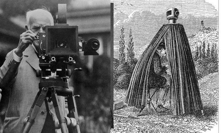 12 บุคคลสำคัญผู้อยู่เบื้องหลังประวัติศาสตร์ กล้องถ่ายรูป