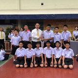 น้องมาร์ค Masterchef Junior Thailand