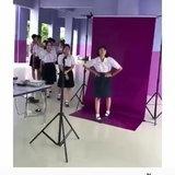 ถ่ายรูปติดบัตรนักเรียน