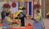 เจ้าชายอากิชิโนแห่งประเทศญี่ปุ่น ทรงรับการถวายปริญญาปรัชญาดุษฎีบัณฑิตกิตติมศักดิ์ มมส