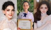 """ประวัติ  """"น้องพิ้งกี้ ฟิลิปปา"""" ลูกครึ่งไทย-อังกฤษ ที่สวยทึ่งจนหลายคนไม่เชื่อว่าอายุแค่ 13"""