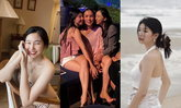 เปิดวาร์ป น้องหยก น้องคิม ลูกสาวคนสวยของแม่ ส้มเช้ง สามช่า