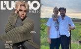 ขึ้นปกครั้งแรก Romeo Beckham ลูก David Beckham เผยความเท่บนปก L'Uomo Vogue