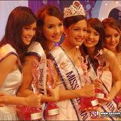 น้องแคท สาวสวยใสวัย 15 คว้าตำแหน่งมิสทีนไทยแลนด์ 2009