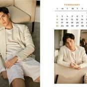 KMITL Cute Boys Calendar 2020