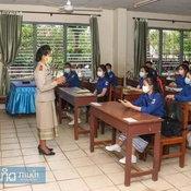 โรงเรียนจาก สปป. ลาว