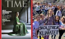 """""""เกรตา ธันเบิร์ก"""" สาวออทิสติกนักเคลื่อนไหววัย 16 ถูก TIME ยกให้เป็นผู้นำของคนยุคใหม่"""