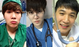 3 คุณหมอวัยทีน...ที่โลดแล่นในวงการบันเทิง