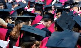 มหาวิทยาลัยสหรัฐฯ 'หลุดอันดับโลก' ต่อเนื่องเป็นปีที่ 5