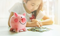 """วัยรุ่นสร้างตัว 4 วิธี """"ออมเงิน"""" ตามพ่อ มีเงินเก็บอย่างแน่นอน"""