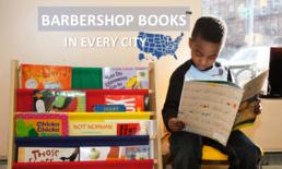 """""""Barbershops Books"""" โครงการสุดแนวที่เสริมสร้างความหล่อควบคู่ความรู้"""