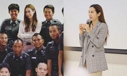 """อาจารย์ """"วีเจจ๋า"""" เปิดภาพ วีเจจ๋า สมัยเป็น อ. สอนโรงเรียนนายร้อยตำรวจ"""