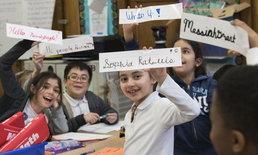 การเขียนด้วยลายมือช่วยให้เด็กที่มีความบกพร่องทางการเรียนรู้สามารถอ่านได้ดีขึ้น