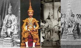 เกร็ดประวัติศาสตร์พิธีบรมราชาภิเษก 4 รัชกาล