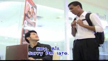 """สำนวนภาษาอังกฤษ (Common English Expressions): """"Tell me about it"""""""