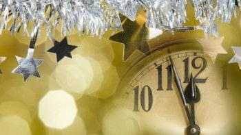 กลอนปีใหม่ คำอวยพรปีใหม่ 2561-2562