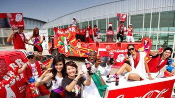 'โค้ก' ชวนชาวไทย 'บรื๊ออออ' สดชื่นรับสงกรานต์
