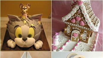เค้กวันเกิด รูปเค้กสวยๆ น่ากิน น่ารัก