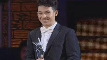 ตั้ม แชมป์ The Star 9 คนล่าสุดของเมืองไทย