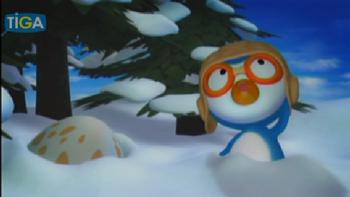 (คลิป การ์ตูน) โพโรโระ เพนกวินป่วน ก๊วนขั้วโลก ปี 1 EP 1 ตอน เพื่อนกัน