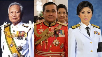 """รายชื่อ """"นายกรัฐมนตรี"""" ที่ควบตำแหน่ง """"รัฐมนตรีว่าการกระทรวงกลาโหม"""" ของไทย"""