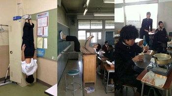 """นี่มาเรียนหรือมาเอาฮา รวมความแปลก """"ชีวิตนักเรียนญี่ปุ่น"""" บอกได้เลยว่า Japan Only!"""