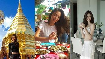 """""""บรูน่า ซิลวา"""" สาวบราซิลรักไทย ใช้ภาษาไทยได้ชัดเจนยิ่งกว่าคนไทยอีก"""